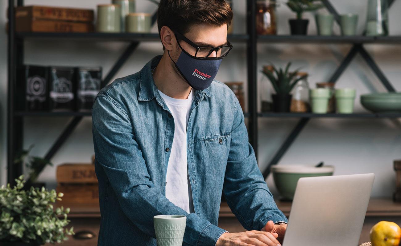Denim - Masques personnalisables