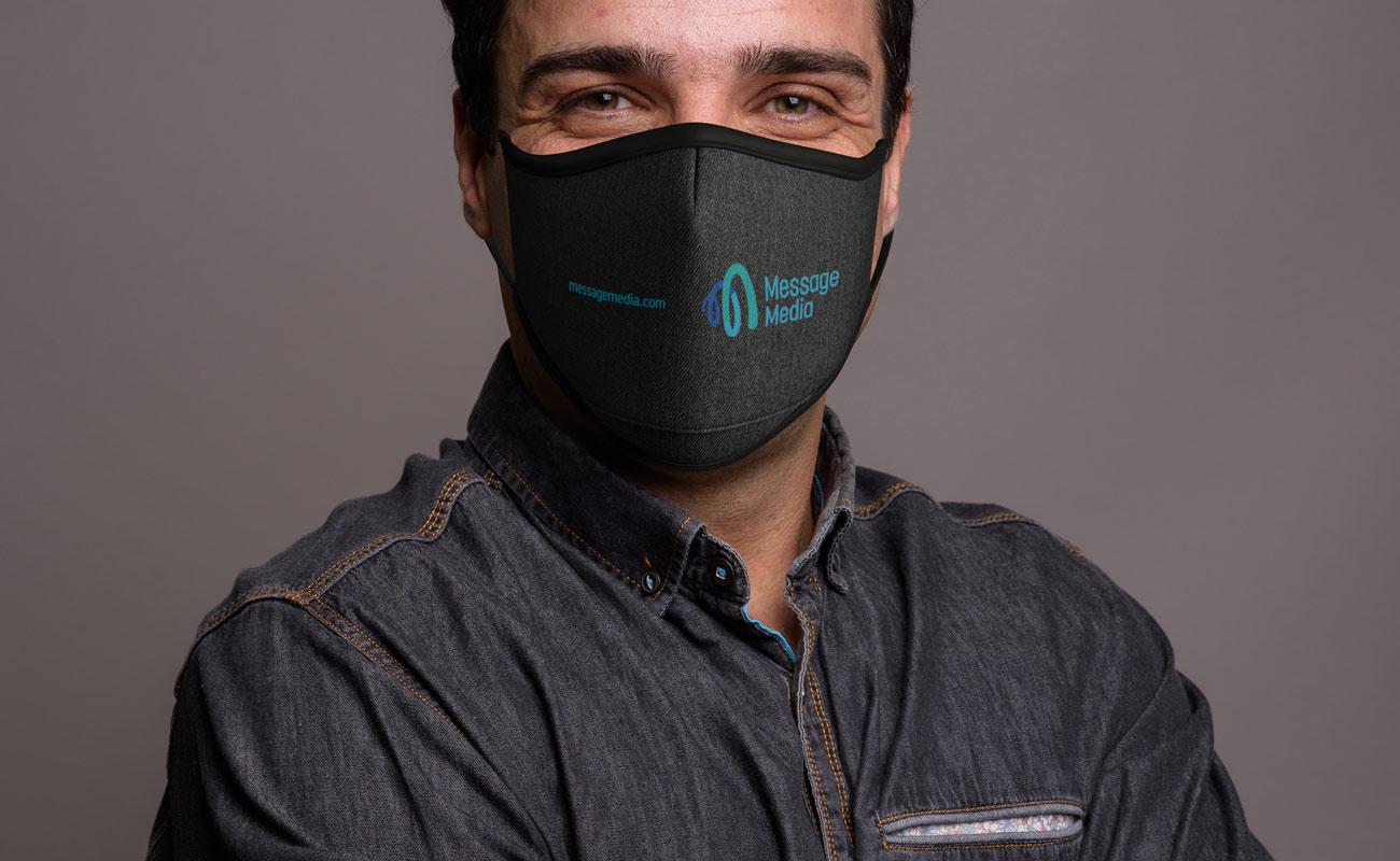 Denim - Masques protecteurs personnalisables