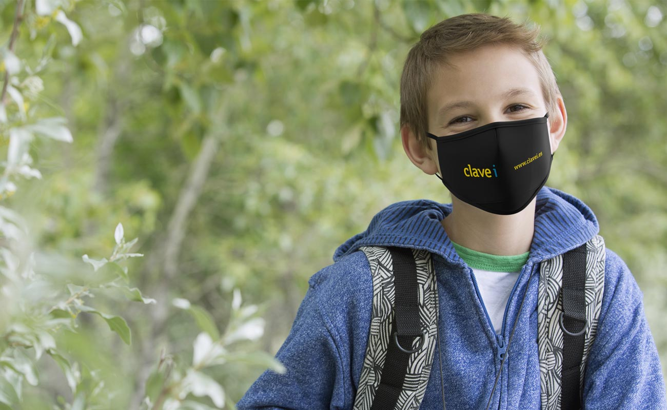 Junior - Masques protecteurs personnalisés