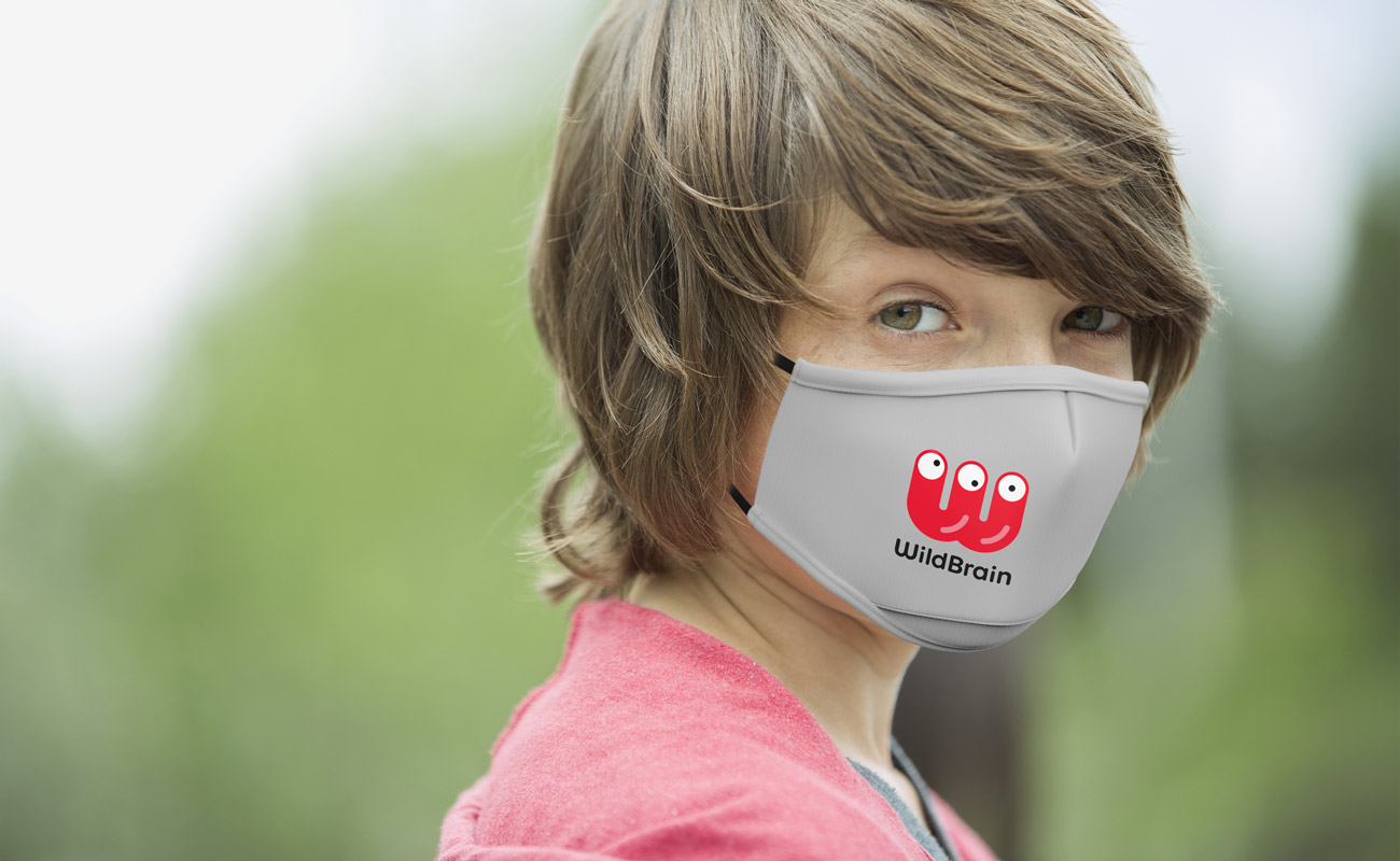 Junior - Masques protecteurs personnalisables