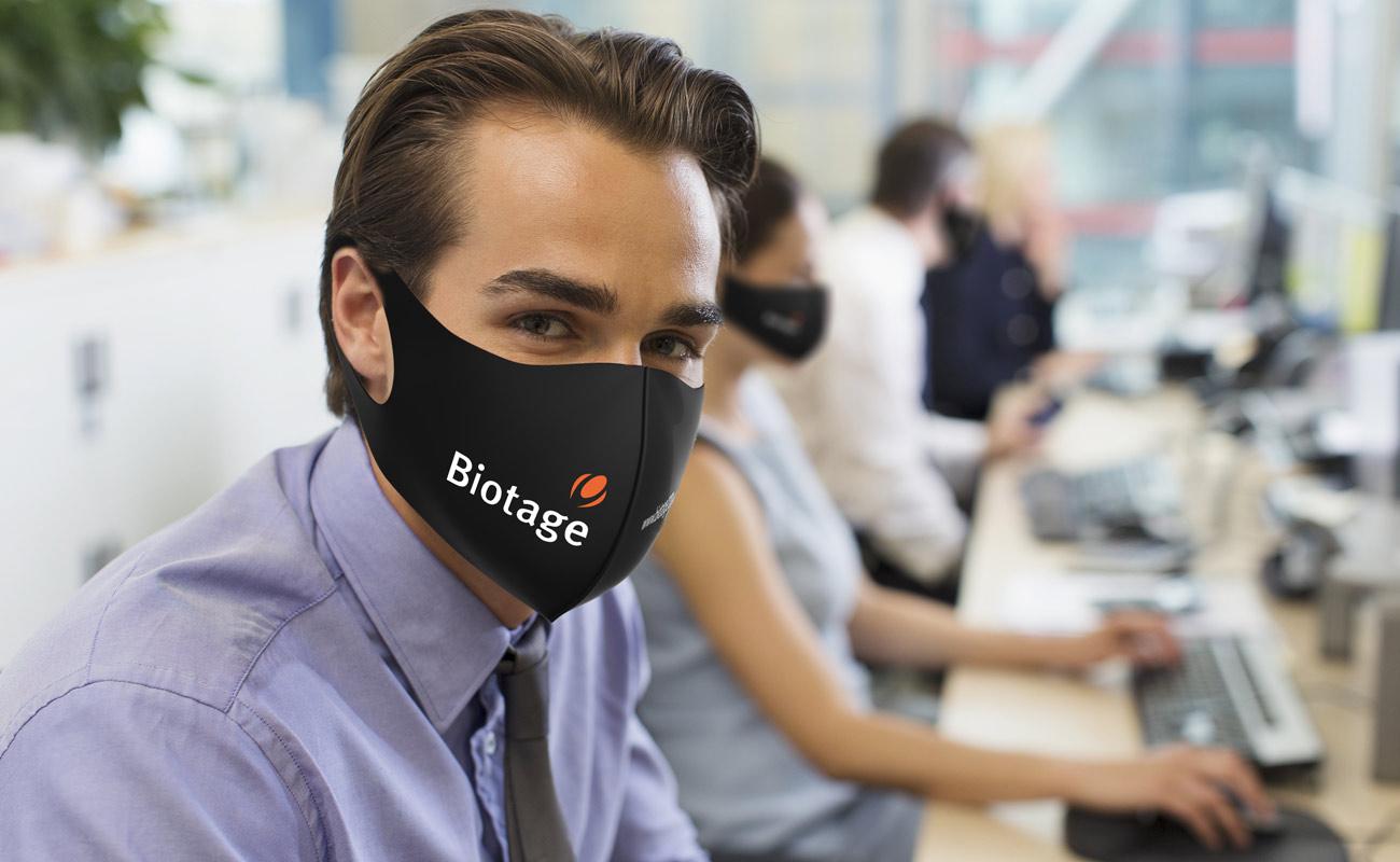 Neo - Masques réutilisables personnalisés