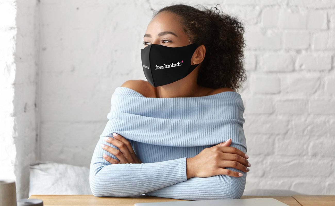 Neo - Masques réutilisables personnalisables