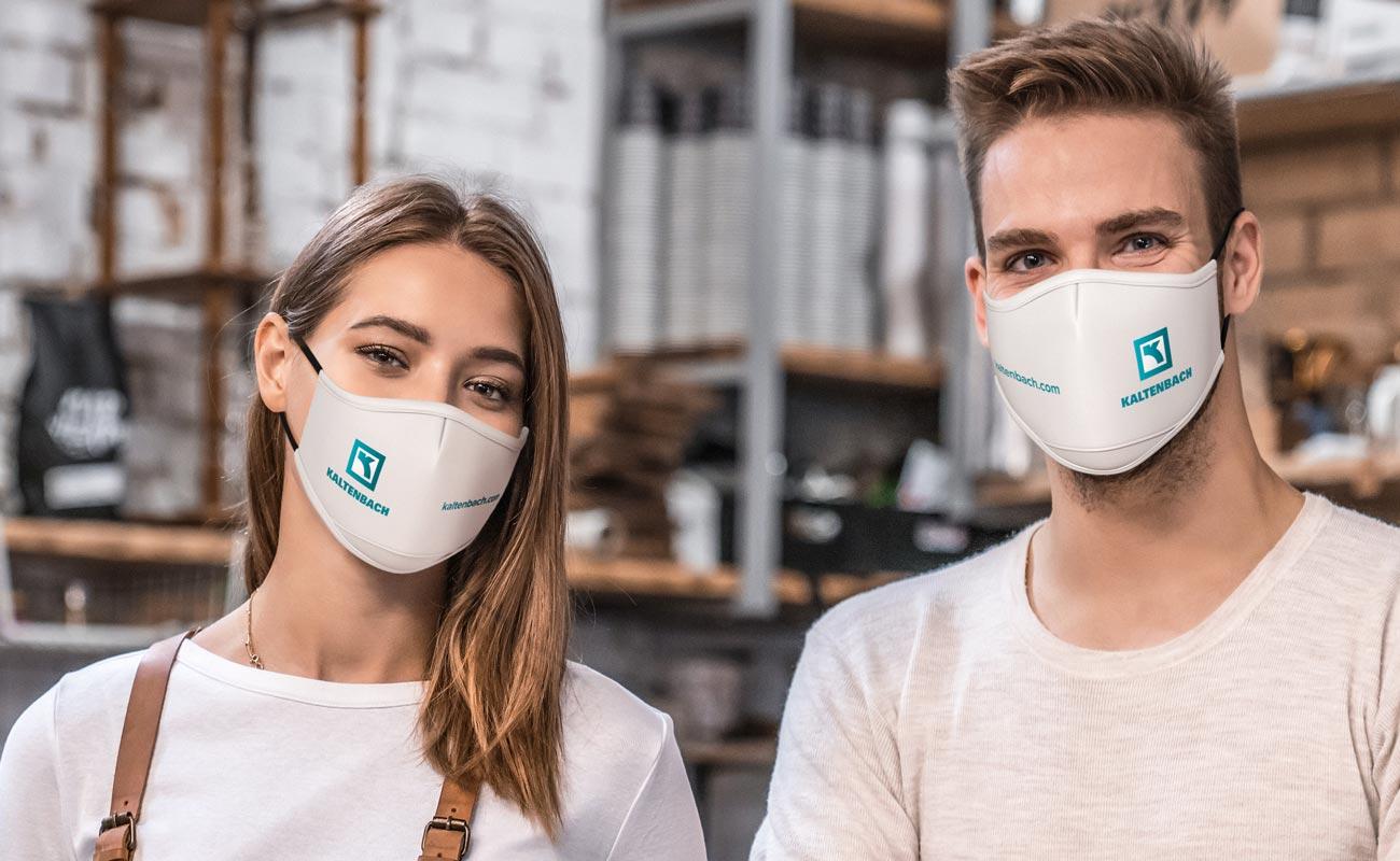 Sky iON - Masques pour entreprises